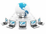 Computer Network sending data