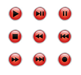 Media Navigation Buttons