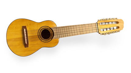 Charango South American stringed acoustic instrument