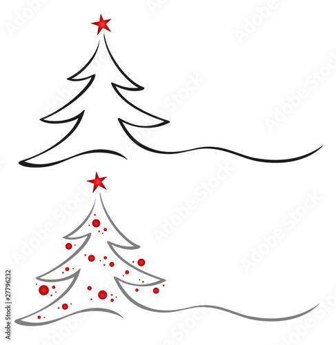 Weihnachtsbaum stockfotos und lizenzfreie vektoren auf bild 27796232 - Weihnachtsbaum vektor ...