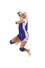 handball player