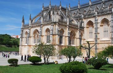 Batalha's abbey(Portugal)