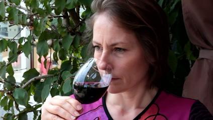 sentir les aromes du vin