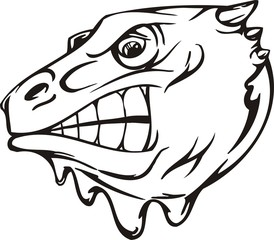 Dragon.Mascot Templates.