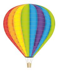 ballon regenbogen