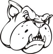 Bulldog.Mascot Templates.