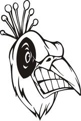 Bird.Mascot Templates.