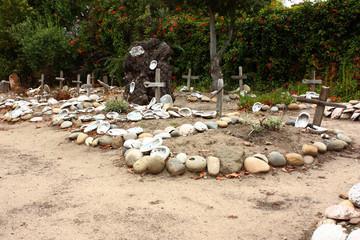 Cimitero della Missione di Santa Barbara