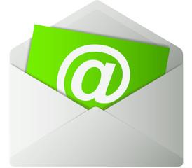 E-Mail Envelope Symbol