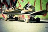 Empty Skateboard - 27848658