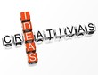Ideas Creativas Crucigrama
