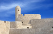 Watch tower at the corner if the southern wall in Bahrain fort