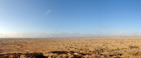 Afrikanisches Panorama