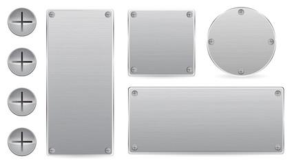 steel signs