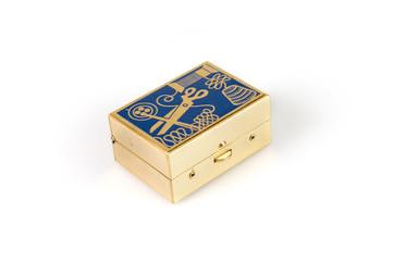 scatolina con cucito