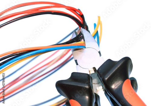 Cutting Pliers & cables