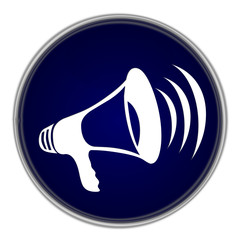 Simbolo megafono