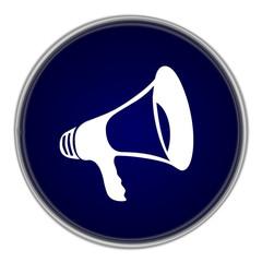 Simbolo megafono 2