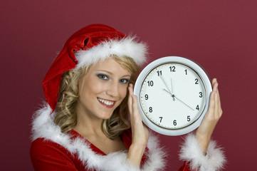 Reisezeit-Weihnachtszeit-Santa Claus