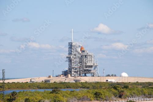 USA, Floride, Kennedy Space Center, cap Canaveral, fusée - 27869871