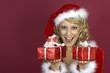 Juhu..Weihnachten.....Santa Claus.