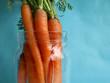 Karotten im Glas
