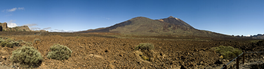 Panorama Teide - Teneriffa