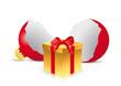 Boule cadeau