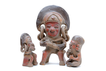 Incan Sculptures