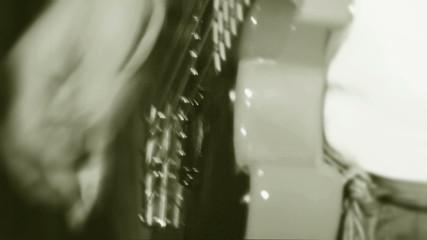 Rock and roll rhythm
