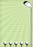 Golf Stationary