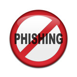 Chapa NO PHISHING poster