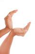 hand receiving