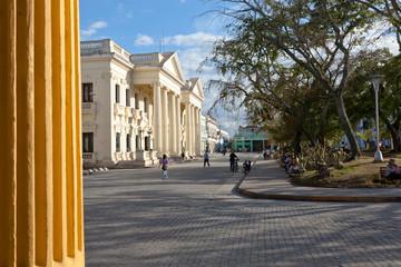 Place de Santa Clara - Cuba