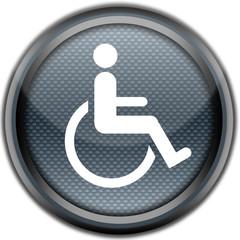 Button behindertengerecht