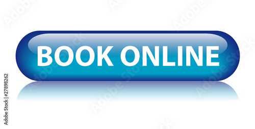 """BOOK ONLINE"" Web Button (order tickets now e-bookings internet)"