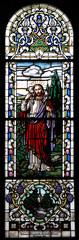 Jesus als Guter Hirte mit Schaf