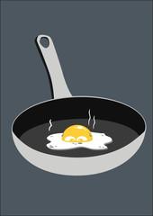 oeuf au plat casserole