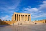 Ankara - Turkey, Mausoleum of Ataturk poster