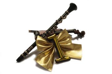 Clarinetto e violino