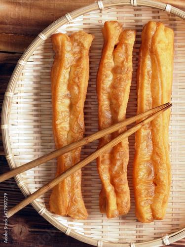 asian dough fritters