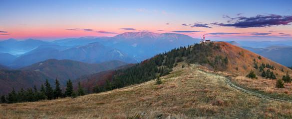 Donovaly (Ski resort) - Slovakia mountain Fatra