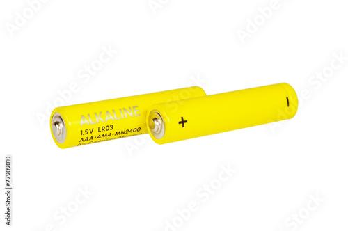 Pair of alkaline batteries - 27909010