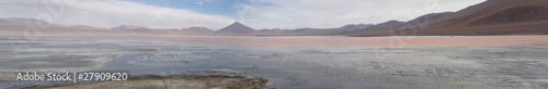 Laguna Colorada. Salar de Uyuni, Bolivia. © tonisalado