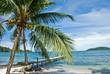 Leinwanddruck Bild - Isla, Bocas del Toro, Panama.