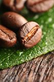 Fototapety Ziarna kawy