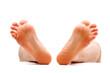 Stressed feet