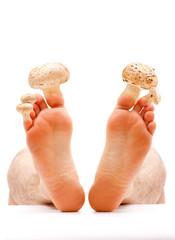 Toe nail and skin fungus