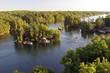 One thousand Islands, Ontario, Canada
