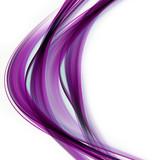 Fototapete Bewegung - Faden - Bogen / Spirale